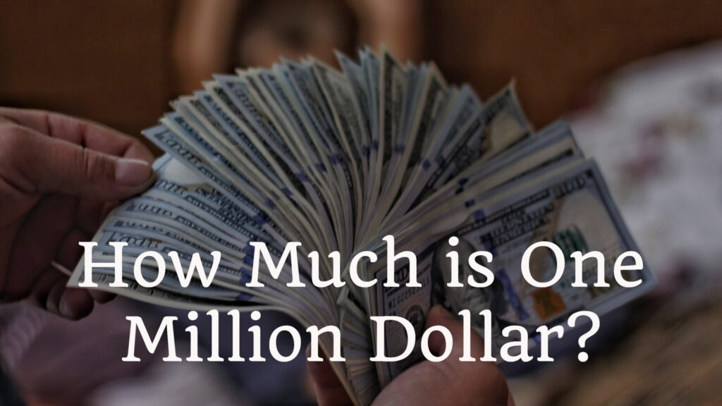 How much is One Million Dollar