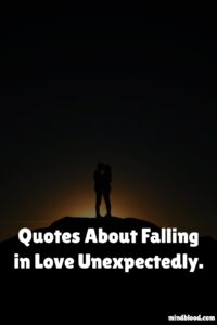 Falling in Love Unexpectedly.